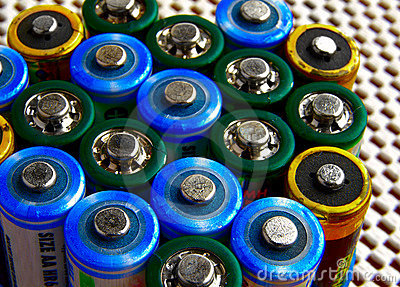 Battery tops