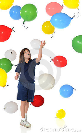 Batting Balloons
