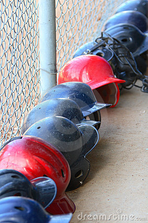 Free Batting Helmets Stock Photos - 3606683