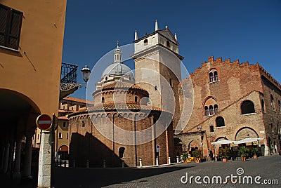 Battistero, Mantova (Mantua), Italy