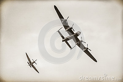 Battle of Britain Editorial Photo
