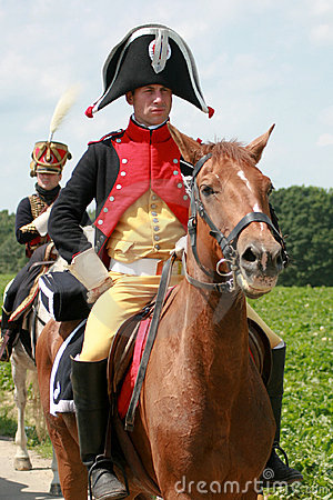 Free Battle Of Waterloo Royalty Free Stock Images - 6554459