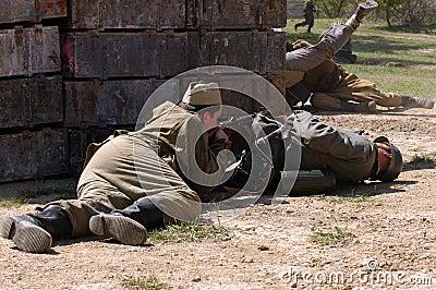 Battle at Orechov