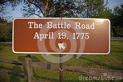 The Battle Road