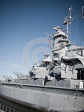 Free Battleship Royalty Free Stock Photography - 23186917