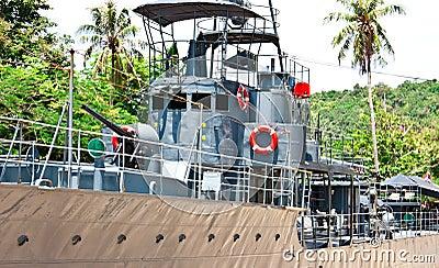 Battleship.