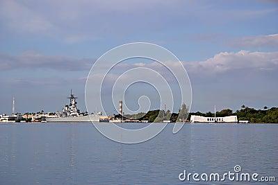 Battleship Missouri and Arizona Memorials - Pearl Harbor