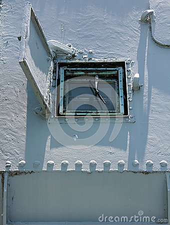 Battleship Window