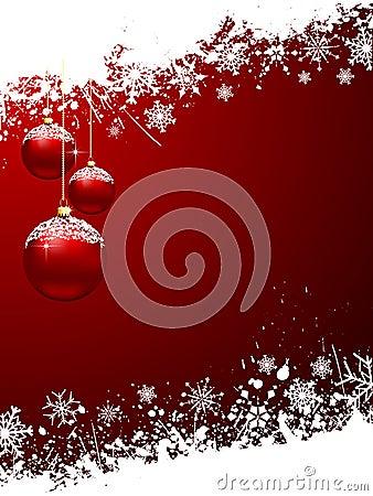 рождество baubles