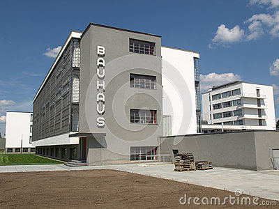 Bauhaus Dessau Editorial Photo