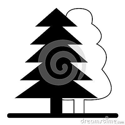 Baum zwei.