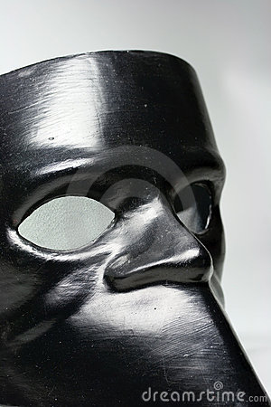 Bauta - The Traditional Venetian Mask