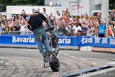 European Auto Racing Photographer on Royalty Free Stock Photography  Bavaria City Racing 2009  Image