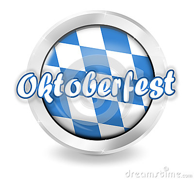 Bavaria Oktoberfest flag design Editorial Image
