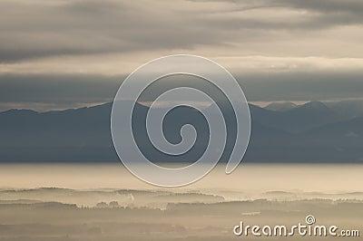 Bavarian Alpine