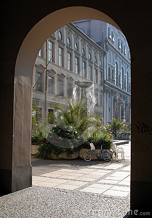 Bavarian angles