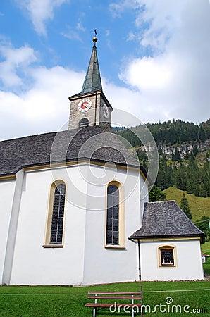Bavarian chapel