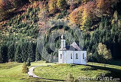 Bavarian church