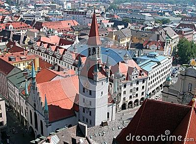 Bavarian city