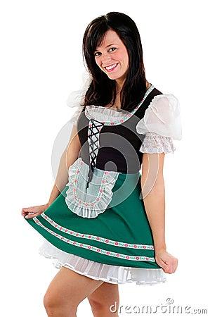 Bavarian Drindl