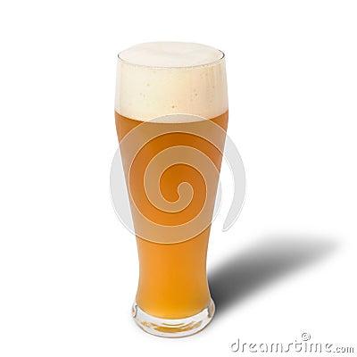 Bavarian Oktoberfest beer glass