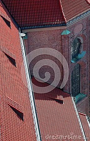 Bavarian roof