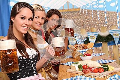 Bavarian Women