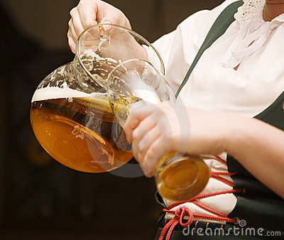 Bawarian beer