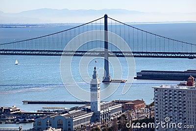 Bay Bridge Ferry Terminal San Francisco