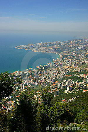 Bay of jounieh