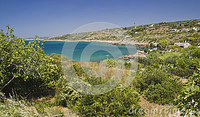 Bay of leuca
