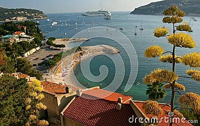Bay at Nice.