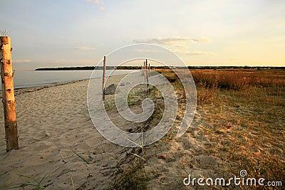 Bay of Puck – Baltic sea – Poland.