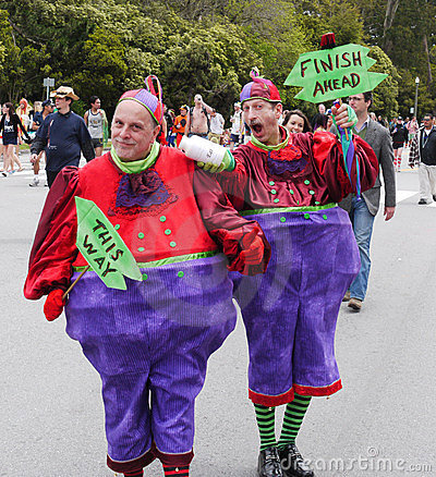 Bay to Breakers 2010 Editorial Photography