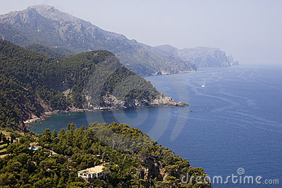 Bay view Majorca
