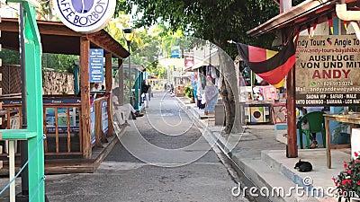 Bayahibe na ulicy