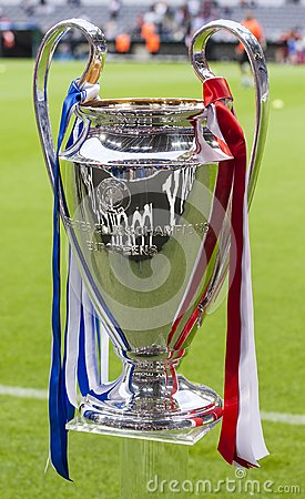 Bayern Munich vs. Chelsea FC UEFA CL Final Editorial Stock Image
