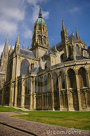 Bayeux cathedral (Notre Dame)