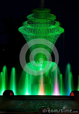 Bayliss Park Fountain Green