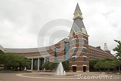 Baylor university campus