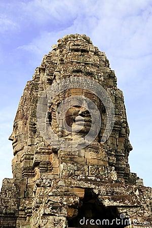 Free Bayon Temple Stock Photos - 17576903