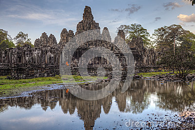 Bayon świątynia