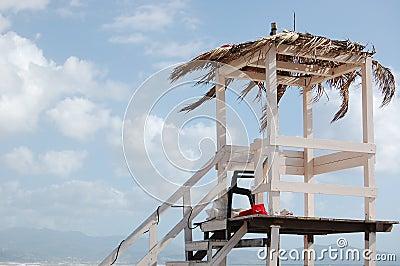 Baywatch tower