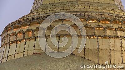 Baza Kyaiktiyo pagoda zbiory wideo