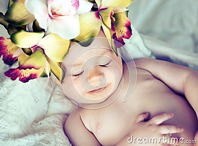 Bébé de sommeil