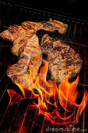 Free Bbq Meats Stock Image - 5534621