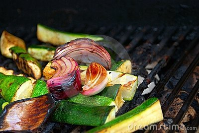 BBQ Vegetables