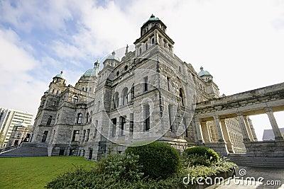 BC Parliament Building Victoria