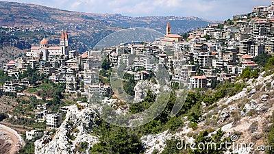 Bcharre. Lebanon