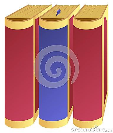 Böcker tre